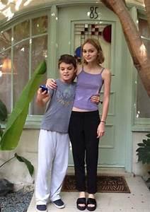 Jack Depp : le fils de Vanessa Paradis et Johnny Depp est ...