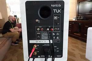 Kanto Audio Shows Tuk Powered Speakers At Ces 2019