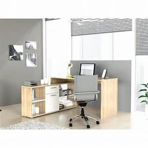 Bureau D Angle En Bois : achat d un bureau bureau bois simple eyebuy ~ Melissatoandfro.com Idées de Décoration