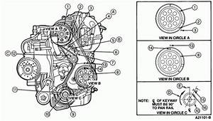1997 Ford Ranger Timing Marks Diagram