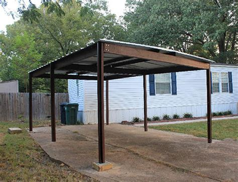 Car Carport Cost by Carports Shops Garages High Quality Low Cost Metal