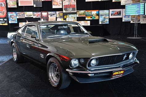 1969 Ford Mustang Boss 429  Picture 687773  Car Review