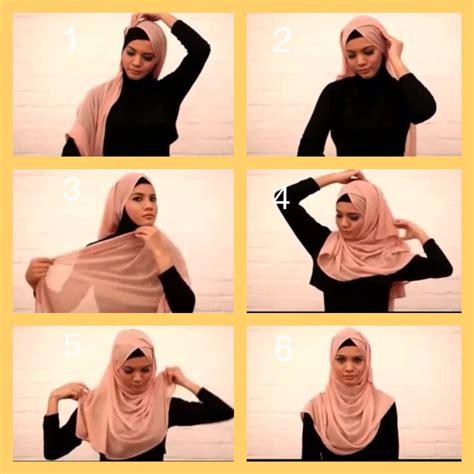 criss cross hijab tutorial  dreams   hijab