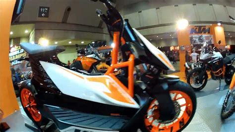 ktm  speed electric scooter overview youtube