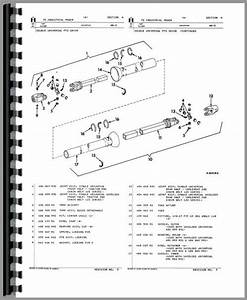 International Harvester 230 Sickle Bar Mower Parts Manual
