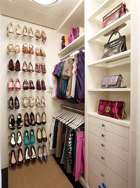 shoe rack ideas for small spaces wall mounted display shoe rack storage for small and narrow wardrobe spaces with white interior