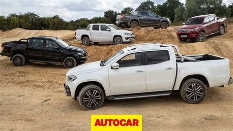 What's The Best 4x4 Pickup Truck?