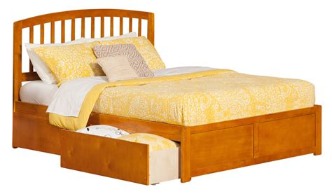 Atlantic Bedding And Furniture Richmond Va by Richmond Caramel Latte Platform Bed By Atlantic Furniture