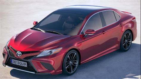 toyota camry release date specs concept minor
