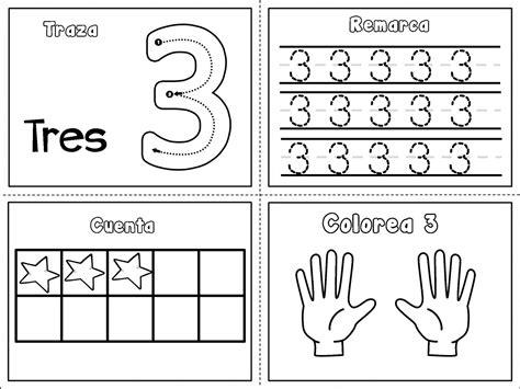 numeros para trazar y colorear el n 250 mero 3 5 a 241 os grafomotricidad n 250 meros 1 al
