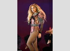Beyonce wows in bodysuits during Formation World Tour