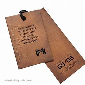 custom clothing hang tagsclothing hang tags suppliers With custom shirt tag labels