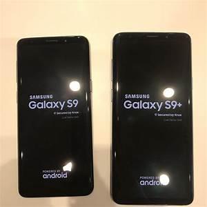 Samsung Galaxy S9 2018 : more real life samsung galaxy s9 and s9 pictures leak ~ Kayakingforconservation.com Haus und Dekorationen