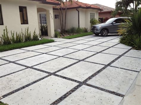 driveway concrete designs we specialize in modern rectangle concrete driveways landscape pinterest concrete