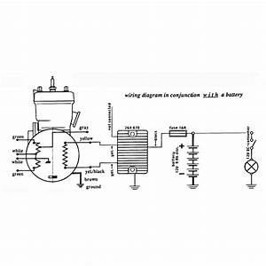 2 Stroke Engine Wire Diagram