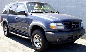 2000 Ford Explorer Xls Cars For Sale