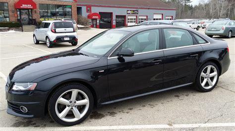 2012 Audi A4 by 2012 Audi A4 Sline Premium Plus Auto Care Plus