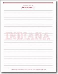 college notepads letter size With letter size notepads