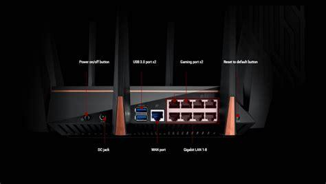 siege 4x4 asus rog rapture gt ac5300 tri band 4x4 ac5300 gaming wifi