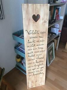 Holz Geschenke Selber Machen : wedding hochzeit holz pinterest ~ Watch28wear.com Haus und Dekorationen