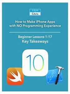 1 Codewithchris Beginner Lessons Key Takeaways