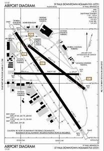 Airport Runway Layout Diagrams