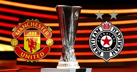 Man United Vs Partizan