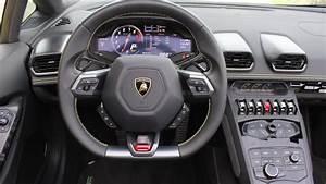 2017 Lamborghini Huracan Lp580-2 Spyder Review
