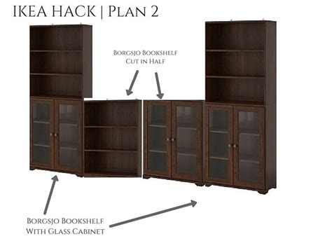 ikea hack barn door entertainment center  creative happy
