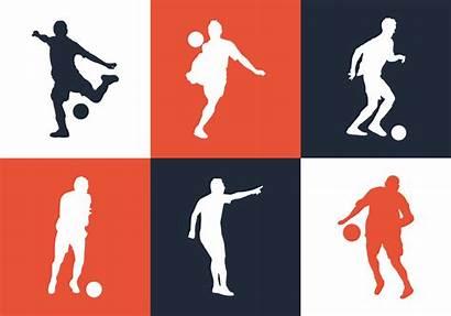 Futsal Clipart Player Graphics Vectors Edit Vecteezy