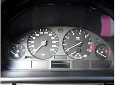Odblokowanie i ukryte funkcje OBC w BMW E39 licznik z