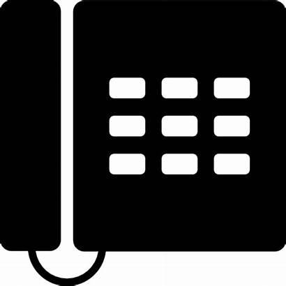 Phone Icon Telephone Kontakt Office Roaming System