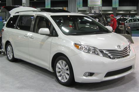 Used Cars For Sale Toyota Sienna