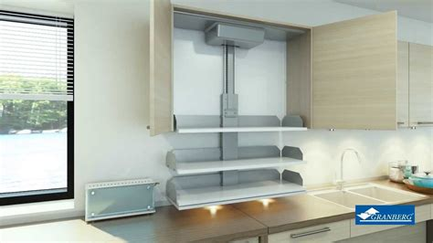 granberg height adjustable kitchen youtube
