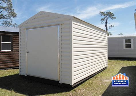 10x20 Metal Storage Shed by Metal Sheds Keen S Buildings