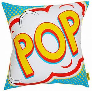 Snap, Crackle and Pop comic book cushions by Coconutgrass ...