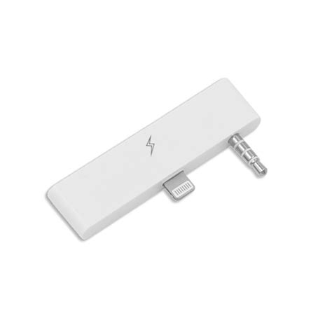 30 pin to 8 pin audio adapter converter for iphone 6