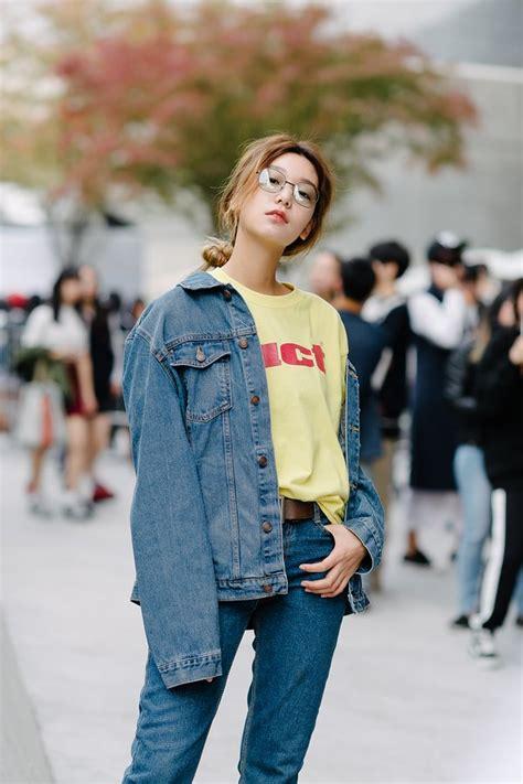 Seoul Fashion Week Looks - Kpop Korean Hair and Style
