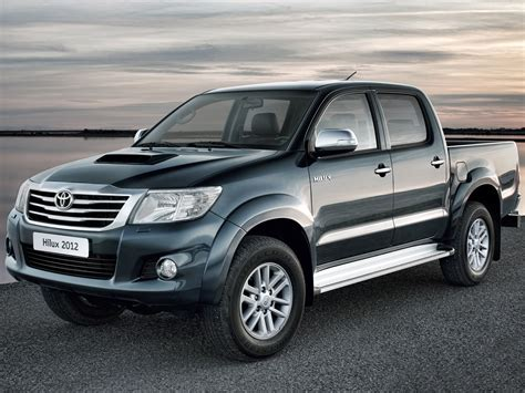 Toyota Photo by Car In Pictures Car Photo Gallery 187 Toyota Hilux 2011