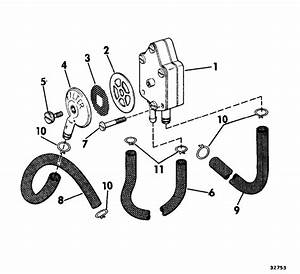 Evinrude Fuel Pump Parts For 1973 85hp 85393m Outboard Motor