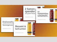"""Werbekampagne von True Fruits """"Bei Samenstau schütteln"""" › Meedia"""