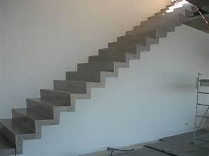 Enduit Béton Ciré : cir gris clair2 http ~ Premium-room.com Idées de Décoration