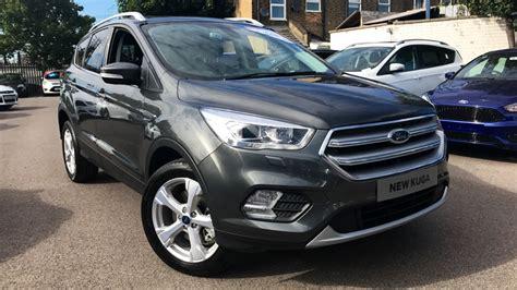 ford kuga titanium 2017 ford new kuga titanium x 1 5tdci 120ps 2wd diesel 5 door hatchback 2017 at ford wimbledon