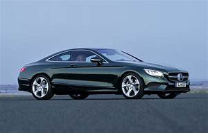 Coupe Mercedes : 2015 mercedes benz s class coupe full details and official pictures ~ Gottalentnigeria.com Avis de Voitures