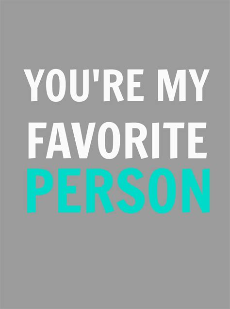 life unscripted: free printable{s}: you're my favorite