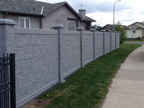 mur de cl 244 ture r 233 glementation type de mur et mat 233 riaux utilis 233 s