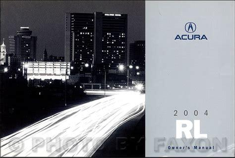 manual repair free 2000 acura rl free book repair manuals 2004 acura rl owners manual original oem owner guide book 3 5 3 5rl ebay