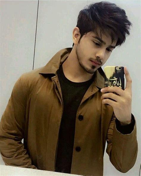 pin  vafa shahin  stylish boy  images long hair styles men handsome indian men