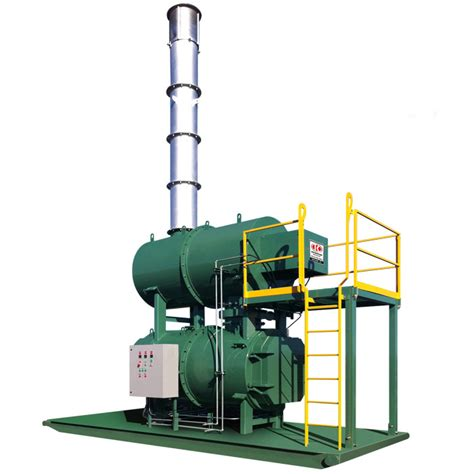 cyclonator cy  ca incinerator ketek group rental
