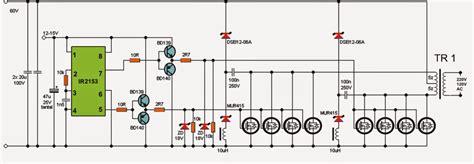 How Make Kva Ferrite Core Inverter Circuit